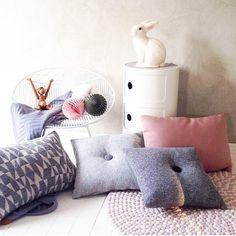 #benthansen cushions