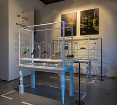 Nike: The Art + Science of Super Natural Motion exhibition