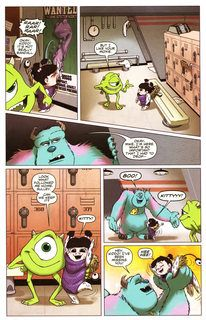 Monsters Inc (Collection) – GetComics