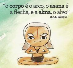 P A T C H W O R K *d a s* I D E I A S: Yoga Iyengar
