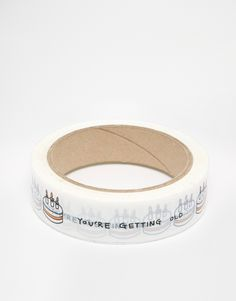 Ohh Deer You're Getting Old Wrapping Tape