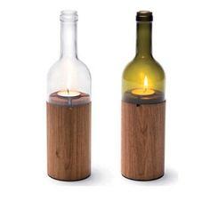 WeinLicht Kerzenhalter