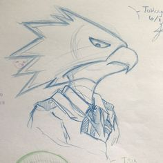 Anime Drawings Sketches, Cool Art Drawings, Pencil Art Drawings, Anime Sketch, Naruto Drawings, Hero Academia Characters, My Hero Academia Manga, Boku No Hero Academia, Tokoyami Boku No Hero