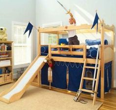 Toddler Bunk Beds – Space Saving Bed For Children Toddler-Bunk-Beds-3 – Modern Decorating Ideas