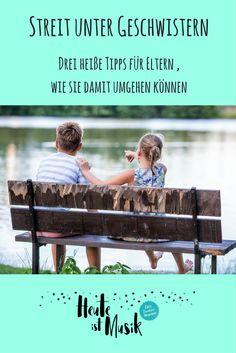 Streit unter Geschwistern: hier habe ich drei Tipps aufgeschrieben, die es vielleicht ein wenig leichter machen, für Familienfrieden zu sorgen