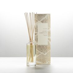 Gilded Amberleaf Diffuser by ILLUME Candles