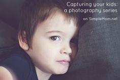 KId Photo Series on Simple Mom