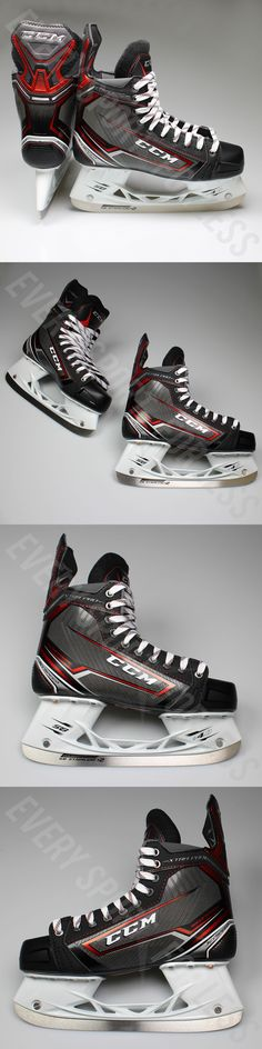 Ice Hockey-Youth 26342: Ccm Jetspeed Xtra Pro Ii Junior Smu Ice Hockey Skates (New) Lists @ $240 -> BUY IT NOW ONLY: $199.99 on eBay!