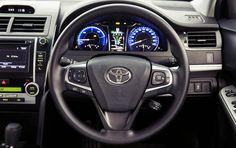 2016 Toyota Camry Atara Sx Specs