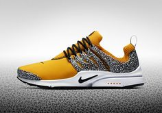 The Nike Air Presto Safari is coming to Japan on April 27th, 2017 in 4 updated colorways featuring a classic atmos look and a Jordan 3 inspiration. More: