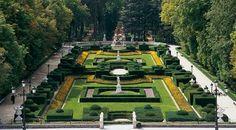 jardines La Granja de San Ildefonso