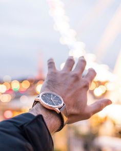 here's so much beauty when your eyes lay lost in all the city lights. #thomasandgeorge. . . . #watch #timepiece #watches #bigwatch #bigwatches #anyoccasion #wristwatch #thomasandgeorge #mensfashion #watches #chronograph #fashion #style #wristporn #watchporn #city #citylights #paris #france #cityofparis #quotes #bigcities #reachingout #wristmodel #malemodel #inspiration #fashionblogger #fashionblog #styleinfluncer