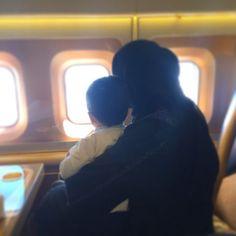 Maktoum bin Abdullah bin Mohammed Al Nehayan con su madre, Lateefa bint Maktoum bin Rashid Al Maktoum, 07/07/2016.  Lateefa MRM: Felicidad es cuando estoy contigo - lateefam