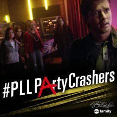 """S6 Ep7 """"O Brother, Where Art Thou"""" - #PLLPartyCrashers This is not a party we would want to crash. #PLL"""