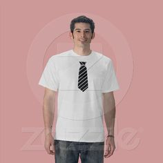 Black Tie T Shirt  4.4 (907 reviews)  Size:  Select a size  In stock!  Quantity:  shirt.  Only $13.97 in bulk!  As low as $17.00 on a Value T-Shirt  Wishlist  $21.50  per shirt