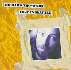 Record Rack, Richard Thompson, Writer, Singer, Writers, Singers, Authors