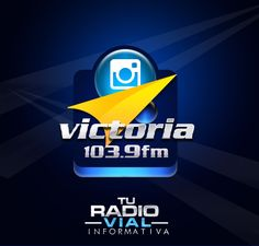 #VictoriaFM está en las #RedesSociales ... búscanos en #Instagram http://instagram.com/victoria1039fm
