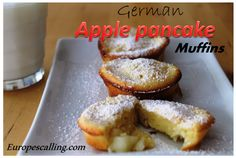 German Apple Pancake www.europescalling.com