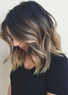 20 Adorable Balayage Hair Color Trends for Brunettes 2017