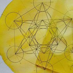 Metatron's Cube 💛