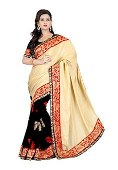 #Fabdeal #Indian #Chiffon #Cream #Embroidered #Saree #fabdeal http://www.amazon.in/dp/B00M1QWELY/ref=cm_sw_r_pi_dp_BuuOub1VBXXG6