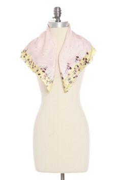 Nina Ricci Ladies Yellow Floral 70x70 100% Silk Scarf BRAND NEW! Retail $190 #NinaRicci
