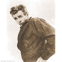 James Dean Rebel Without A Cause Print  http://www.retroplanet.com/PROD/28031