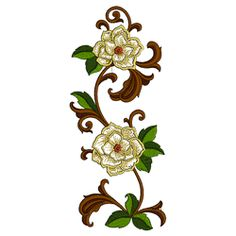 Floral 3 $20.00 Wedding Embroidery, Decorative Bells, Floral, Flowers, Free, Home Decor, Interior Design, Royal Icing Flowers, Home Interior Design