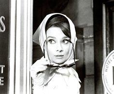 Zarafet ikonu: Audrey Hepburn
