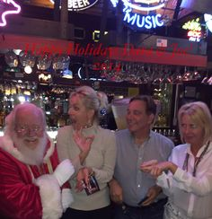 Brew & Cue at County Line on the Lake. Holiday Party for clients.