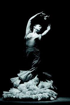 FLAMENCO DANCER.....CRISTINA HOYOS.....PARTAGE OF JOSIE LEONETTI....PinIt : Anónimo de Piedra