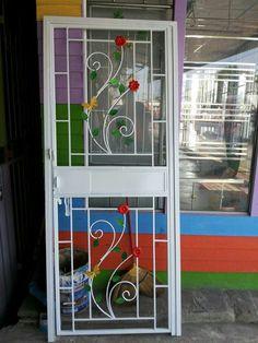 Home Window Grill Design, Modern Window Design, Grill Gate Design, Balcony Grill Design, Front Gate Design, Balcony Railing Design, House Gate Design, Door Gate Design, Barn Door Designs