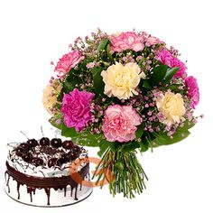 Order A Fresh Yummy Cake At FBN Birthday Online Flower DeliveryFlower