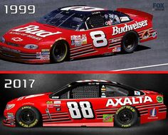 Image result for images of last race car of dale jr. at homestead