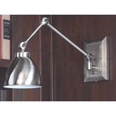 Found it at Wayfair - Maggie Swing Arm Wall Sconce $258