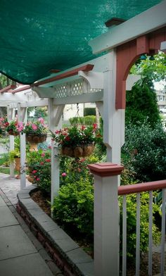 Gingerbread, Pergola, Outdoor Structures, House, Home, Ginger Beard, Outdoor Pergola, Homes, Houses