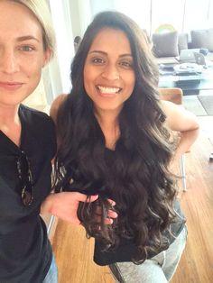 Lilly Singh -- Hair goals