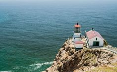 Point Reyes along the Pacific Coast Highway. Just before you reach San Francisco, stretch your legs at this protected beach point. Explore over 7,000 acres of rocks, grassy hills and ocean, visit the lighthouse, or head right to the beach to wade in the waves!