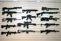 Firearms || Image Source: http://shootingsuppliesltd.co.uk/wp-content/uploads/2012/11/Tactical-Firearms.jpg
