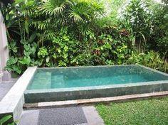 Inspiration deco outdoor : Une mini piscine pour ma terrasse ou mon jardin…