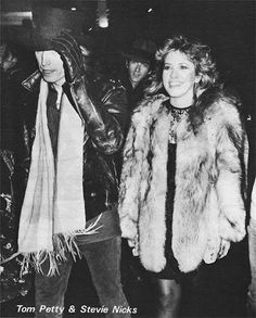 Tom Petty and Stevie Nicks - awesome