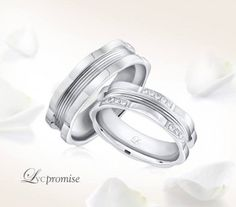 LVC Promise Wedding Band ~ By: Love & Co  http://www.wedding.com.my/category-jewelry-and-ring/3