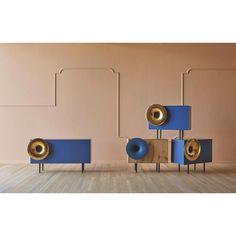 Miniforms Caruso Gramophone Hi Fi Cheap Patio Furniture, Bar Furniture, Cabinet Furniture, Online Furniture, Furniture Design, American Home Furniture, Cool Tech Gadgets, Sideboard Cabinet, Italian Furniture