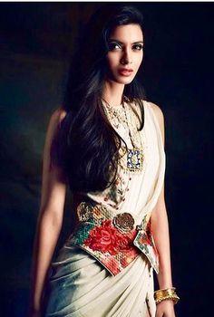 Diana Penty for ensemble. Indian Celebrities, Bollywood Celebrities, Bollywood Actress, Beautiful Saree, Beautiful Models, Beautiful Dresses, Gorgeous Hair, Gorgeous Women, Best Human Hair Extensions