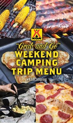 Camping provides a wonderfulescape from the weekday regimen. You could improve your camping experience with innovative camping recipe. A camping recipe can be as easy or as complicated as you want as there's no reason to be afraidcamping cooking. Camping Snacks, Camping Info, Camping Bedarf, Weekend Camping Trip, Camping Desserts, Camping Checklist, Camping Essentials, Camping With Kids, Family Camping