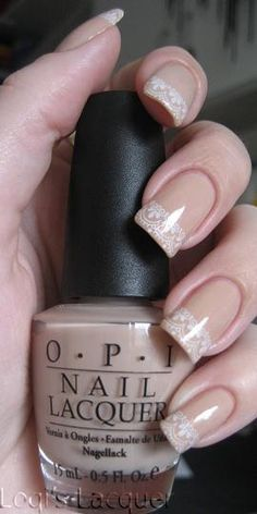 Beautiful Manicure Ideas for Your Wedding Day