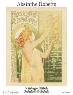Hey, I found this really awesome Etsy listing at http://www.etsy.com/listing/59448934/absinthe-robette-vintage-french-poster