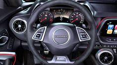 2017 Chevrolet Camaro - Interior