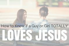If you're attracted to someone, how can you tell if they are recklessly pursuing Jesus or just putting on a show? | Featured on JoyPedrow.com | RecklesslyAlive.com