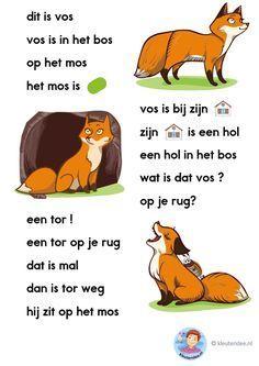 Learn Dutch, Dutch Language, Starting School, Spelling Activities, Letter V, Close Reading, Raising Boys, Language Development, Kindergarten Reading